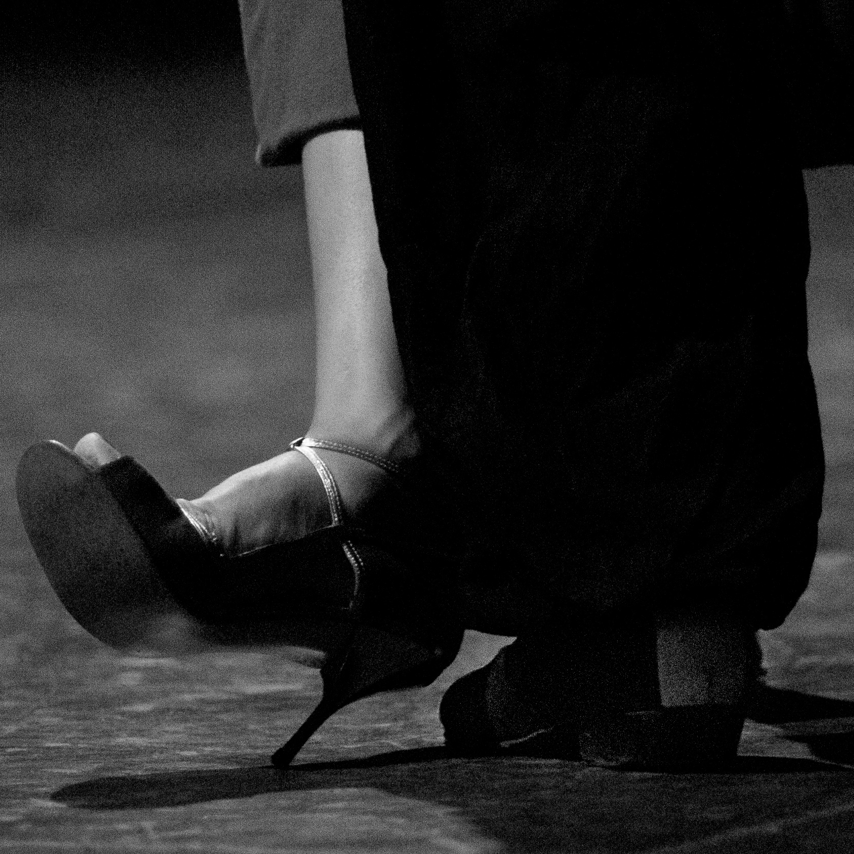 Experimental Tango Class for more advanced dancers in Lausanne